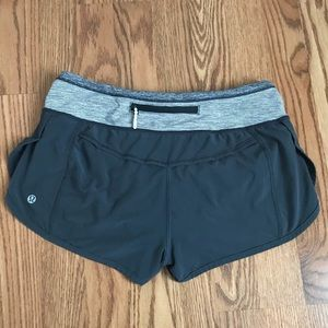 Lululemon Run Speed Shorts Size 4